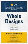 Whole Designs by University of Michigan Law School
