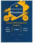 Admitted Student Phonathon by University of Michigan Law School