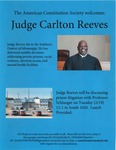 Judge Carlton Reeves by The American Constitution Society
