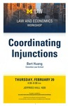 Coordinating Injunctions by University of Michigan Law School