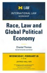 Race, Law and Global Political Economy by University of Michigan Law School