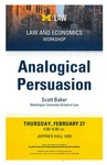 Analogical Persuasion by University of Michigan Law School